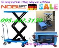 Xe nâng mặt bàn 750kg cao 1500mm giá sốc – giá siêu rẻ call 0984423150 – Huyền