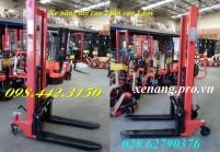 Giảm giá sốc xe nâng tay cao 2 tấn nâng cao 1.6m call 0984423150 Huyền