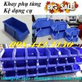 Khay phụ tùng, kệ dụng cụ, khay nhựa đựng linh kiện…giá rẻ call 0984423150