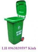 thùng rác hình con thú, thùng rác composite, thùng rác 240l, thùng rác giá rẻ