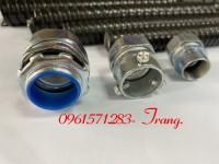 Đầu nối răng ngoài cho ống ruột gà và tủ điện giá rẻ tại Hà Nội