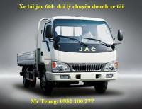 Xe tải jac 6t4 đóng thùng, đại lý bán xe tải uy tín chuyên nghiệp
