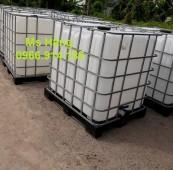 IBC 1000 lít đựng hóa chất,bồn đựng hóa chất giá rẻ