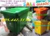 Thùng rác 660 lít nhựa composite giảm giá sốc – siêu khuyến mãi call 0984423150
