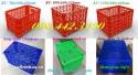 Khuyến mãi sốc thùng nhựa đan lưới, thùng nhựa có bánh xe, sóng nhựa có bánh xe