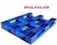 Pallet nhựa kê hàng, pallet nhựa giá tốt, pallet dùng cho xe nâng call 091694447
