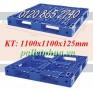 Bán pallet nhựa 1100x1100mm giá siêu rẻ gọi 01208652740 - Huyền