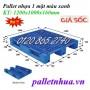 Bán pallet nhựa 1200x1000mm giá siêu rẻ tại TP.HCM call 01208652740 – Huyền
