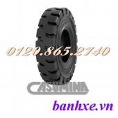 Vỏ xe nâng – lốp xe nâng – vỏ xe nâng lốp đặc Casumina hàng chất lượng giá rẻ