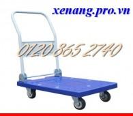 Bán xe đẩy hàng, xe đẩy mặt bàn nhựa, xe đẩy giá siêu rẻ - 01208652740 Huyền