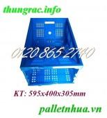 Bán thùng nhựa xếp, thùng nhựa gập, sóng xếp, sóng nhựa xếp giá siêu rẻ