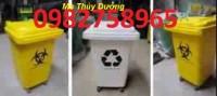 Thùng rác y tế 60l, thùng rác y tế 60 lít,