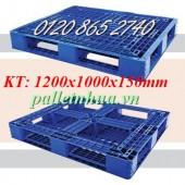 Bán pallet nhựa 1200x1000mm giá siêu rẻ gọi 01208652740 - Huyền