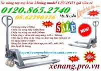 Bán xe nâng mạ kẽm, xe nâng tay mạ kẽm giá siêu rẻ call 01208652740 – Huyền