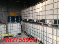 Tank đựng hóa chất, thùng nhựa 1000 lít, tank IBC 1 khối giá rẻ