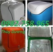 Chuyên sản xuất thùng chở hàng, cung cấp thùng giao hàng, thùng ship hàng giá rẻ