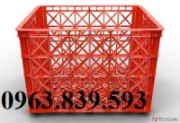 Rổ nhựa 8 bánh xe - bán thùng nhựa đặc giá rẻ - LH: 0963.839.593 Loan