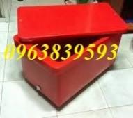 Cc thùng ướp đá công nghiệp - thùng giữ lạnh 350L giá rẻ - 0963.839.593