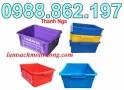 Khay nhựa đựng linh kiện A3, thùng nhựa đặc, sóng nhựa bít, hộp nhựa a3