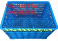 Sọt nhựa C3, sọt trái cây, sọt nhựa chứa hàng giá rẻ