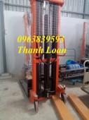 Cung cấp xe nâng tay cao 1,5 tấn giá sỉ - 0963 839 593 Ms.Loan