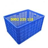 Thùng nhựa rỗng HS015 giá rẻ 0902235118