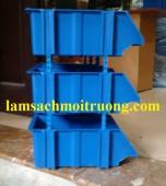 Cung cấp khay nhựa xếp chồng, khay nhựa A3, khay đựng linh kiện giá rẻ