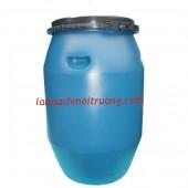 Thùng phuy nhựa 200l, thùng phuy nhựa nắp hở, thùng phuy đựng dầu giá rẻ