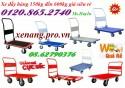 Bán xe đẩy, xe đẩy hàng 150kg đến 600kg giá từ 500.000đ LH 01208652740 – Huyền