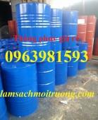 Bán thùng phuy sắt, thùng phuy đựng dầu, thùng phuy sắt 220 lít giá rẻ