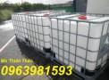 Cung cấp thùng đựng hóa chất, thùng chứa hóa chất, tank nhựa 1000 lít