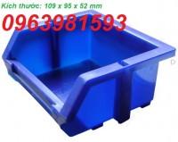 Kệ nhựa xếp tầng, kệ dụng cụ, khay đựng linh kiện, hộp đựng ốc vít,sóng nhựa bít