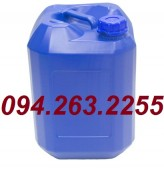Cung cấp can nhựa toàn quốc, can nhựa giá rẻ, can đựng hóa chất, can 20 lít