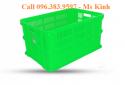 địa chỉ bán rổ nhựa, thùng nhựa công nghiệp, khay nhựa 3T