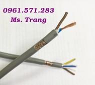 Cáp tín hiệu âm thanh ánh sáng, cáp chống nhiễu 2 lõi giá rẻ tại Hà Nội