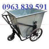 Bán xe thu gom rác bằng tôn nhựa giá sĩ và lẻ 096 38 39591
