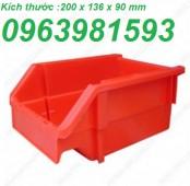 Cung cấp khay chứa đồ, khay đựng ốc vít, khay nhựa xếp tầng giá rẻ