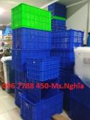 Sản xuất và phân phối sọt nhựa đan giá cạnh tranh.