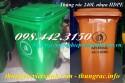 Giá cực sốc thùng rác nhựa 240 lít call 0984423150 – Huyền