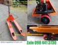 Xe nâng tay càng hẹp 520-550x1150mm 2,5 tấn 3 tấn 3.5 tấn Niuli