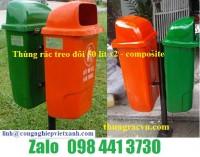 Thùng rác treo composite giá khuyến mãi LH: 098 441 3730 Ms Linh