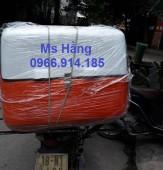 Thùng giao hàng tiết kiệm,thùng giao hàng online giá rẻ
