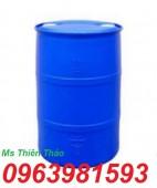 Thùng phuy nhựa 220l, thùng phuy nắp nhỏ, thùng phuy 150l giá rẻ
