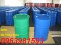 Bán thùng phuy đựng hóa chất, thùng phuy nhựa 220 lít, thùng phuy sắt giá rẻ.