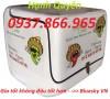 Thùng đựng thực phẩm, thùng giao hàng, thùng chở hàng, thùng cách nhiệt giá rẻ