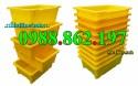 Khay nhựa A4, thùng chứa A4, thùng nhựa đặc A4, thùng nhựa đặc A4 giá rẻ, thùng