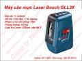 Máy cân mực Laser BOSCH GLL 3X loại 3 tia laze