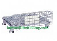 Chuyên cung cấp lồng thép, lồng trữ hàng, sọt thép, xe đẩy hàng hóa giá rẻ