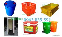 Thùng rác tổng hợp giá rẻ 0963 83 9591 Thu Phương