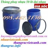 Phuy nhựa 50 lít giá siêu rẻ call 0984423150 – Huyền